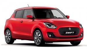 Suzuki swift ibrida